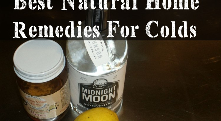 Best Natural Home Remedies For Colds