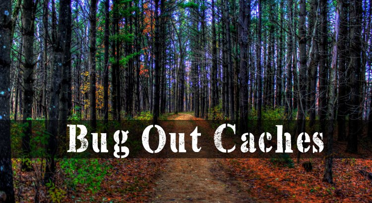 How To Make Bug Out Caches And Resupply Trips | episode 134 Bug Out Caches