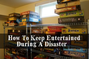 How To Keep Entertained During A Disaster |episode 136
