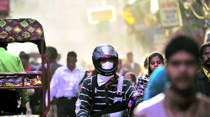 Why the New Delhi's Air Pollution Matters for You