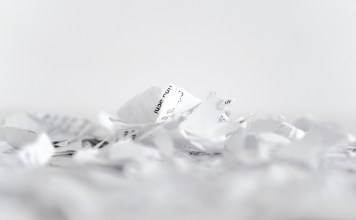 Shred, Shred, Shred - Disposing Of Paper Waste Carefully As A Business