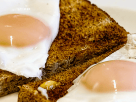 Eggs are packed with proteins and considered the best survival food