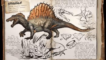 Megalodon - Survive ARK