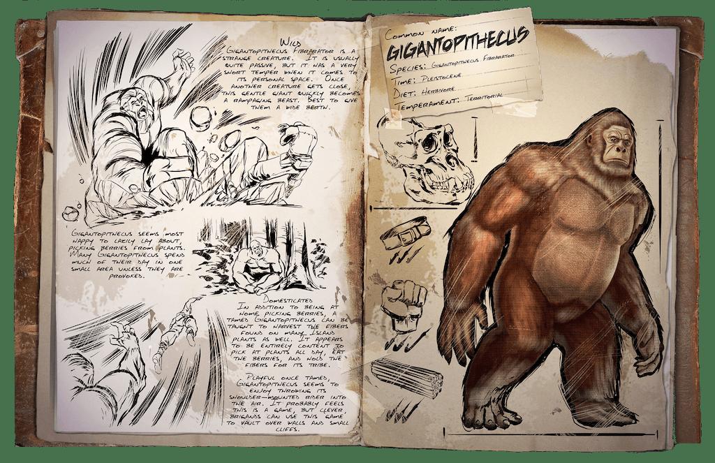 Gigantopithecus_Dossier