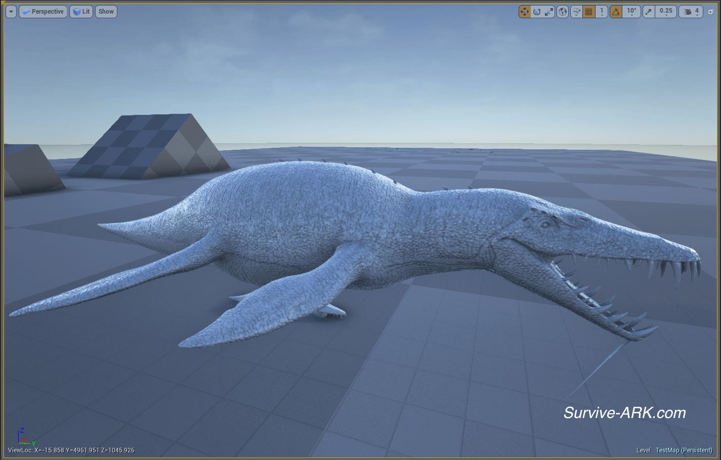 Devkit Preview: Basilosaurus, Ammonite, Megalania and more