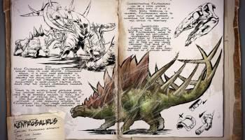 Megalosaurus - Survive ARK