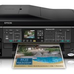 Review Epson Workforce