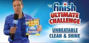 Finish Ultimate Challenge