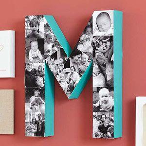 monogram-letter-collage