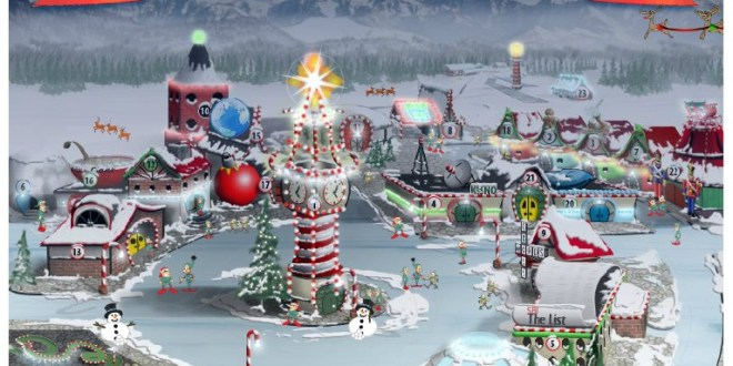 Track Santa with Norad