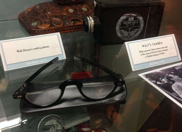 Walt Disney Glasses