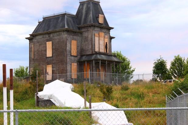 Bates Motel Set Aldergrove