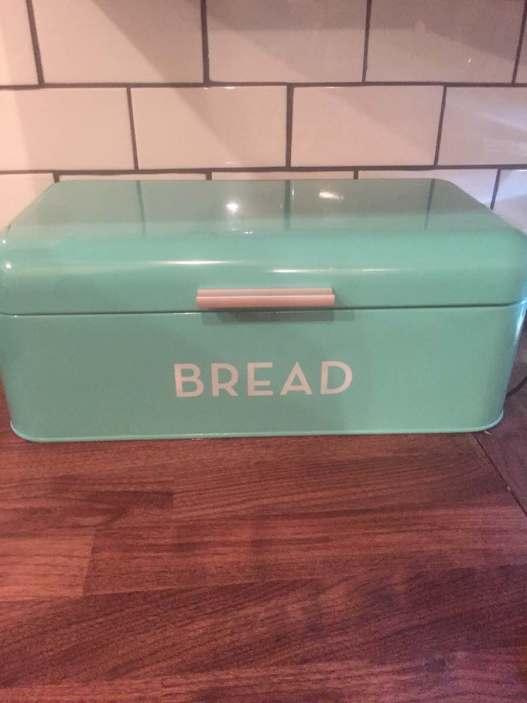 farmhouse bread box