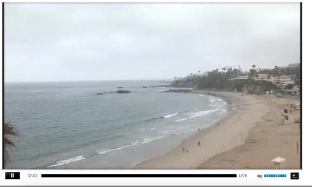 travel virtually Languna web cam