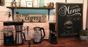 diy coffee bar do it yourself