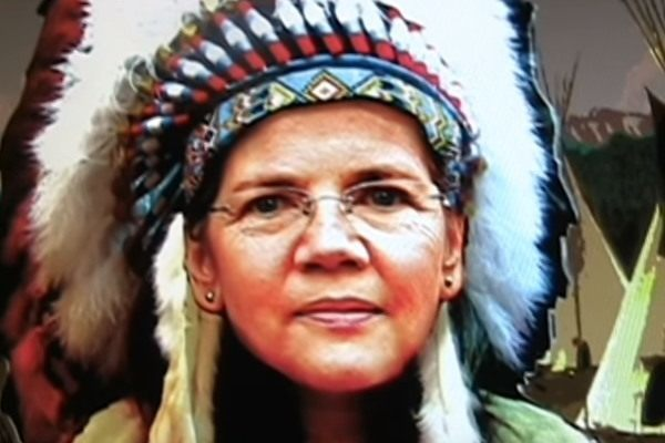 Senator Elizabeth Warren (aka Pocahontas) Shares Link to Stolen Data on Taxes Paid by the Super Wealthy to Push Taxing the Rich