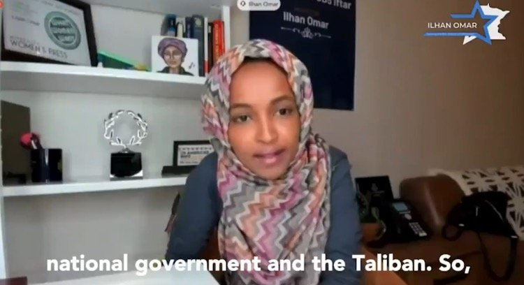 Ilhan Omar Denounced by House Dem Leadership For Comparing America to Hamas and the Taliban