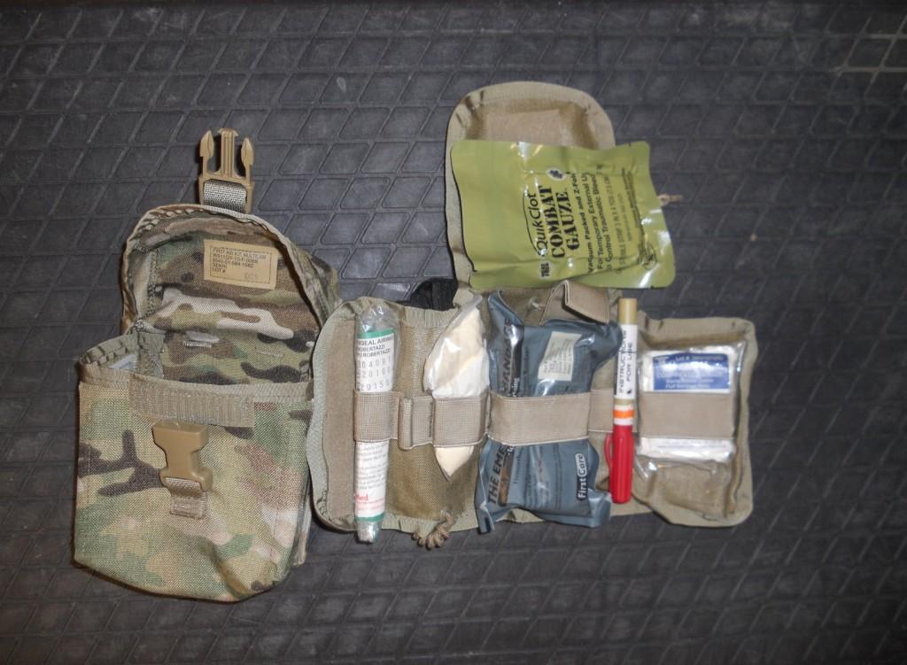 Military Grade First Aid Kits