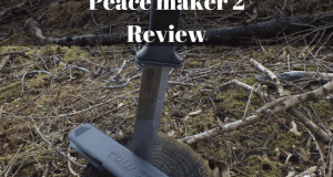 Cold Steel Peace Maker 2 Review