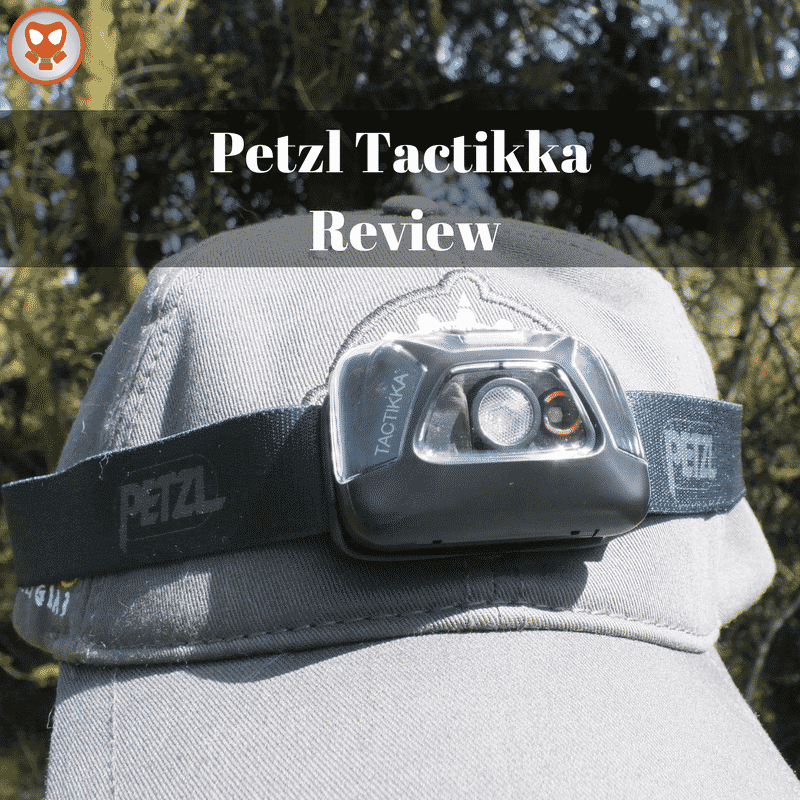 Petzl Tactikka Review