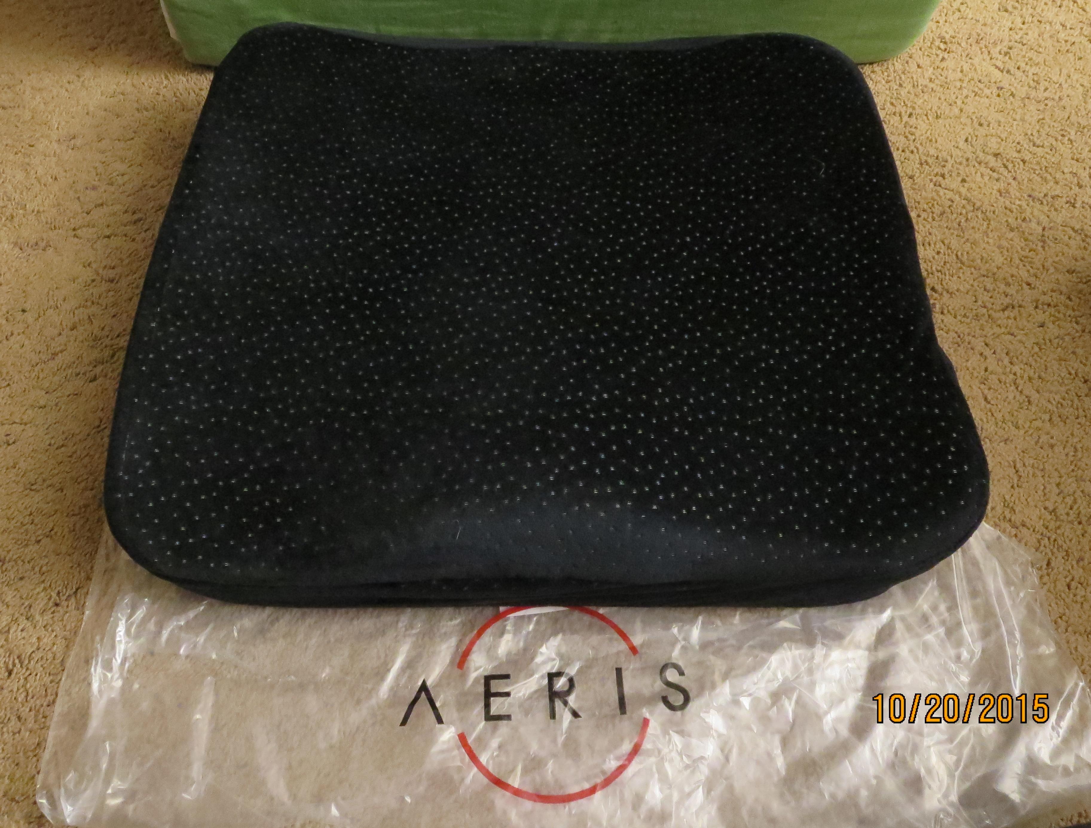 Aeris Memory Foam Seat Cushion Review