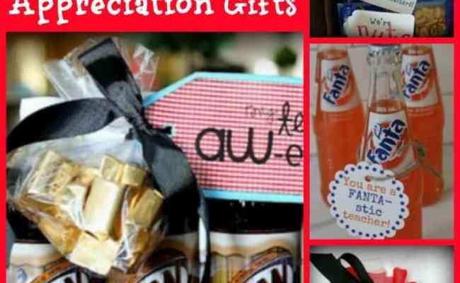 25 Budget Friendly Homemade Diy Teacher Appreciation Gift