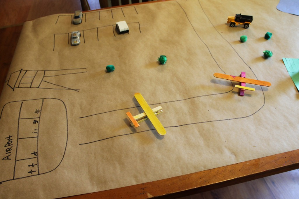 I am Amelia Earhart by Brad Meltzer Unit Study  DAY 2