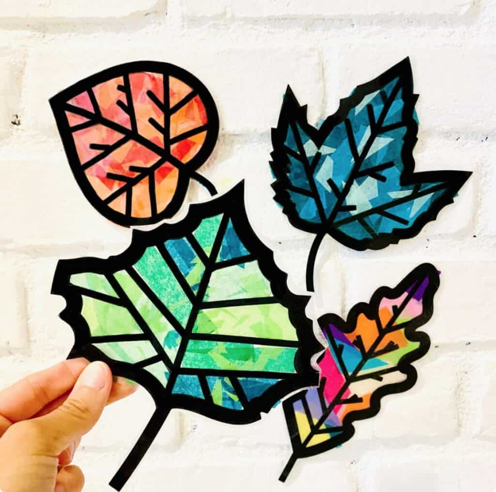 Free Fall Leaf Printable Game And Activity Pack For Kids