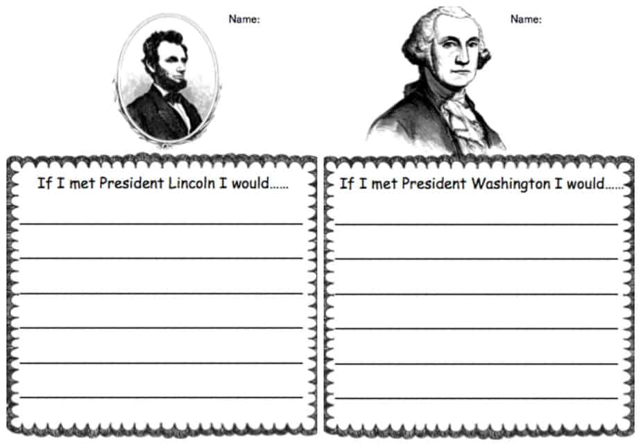 George Washington Essay Prompt