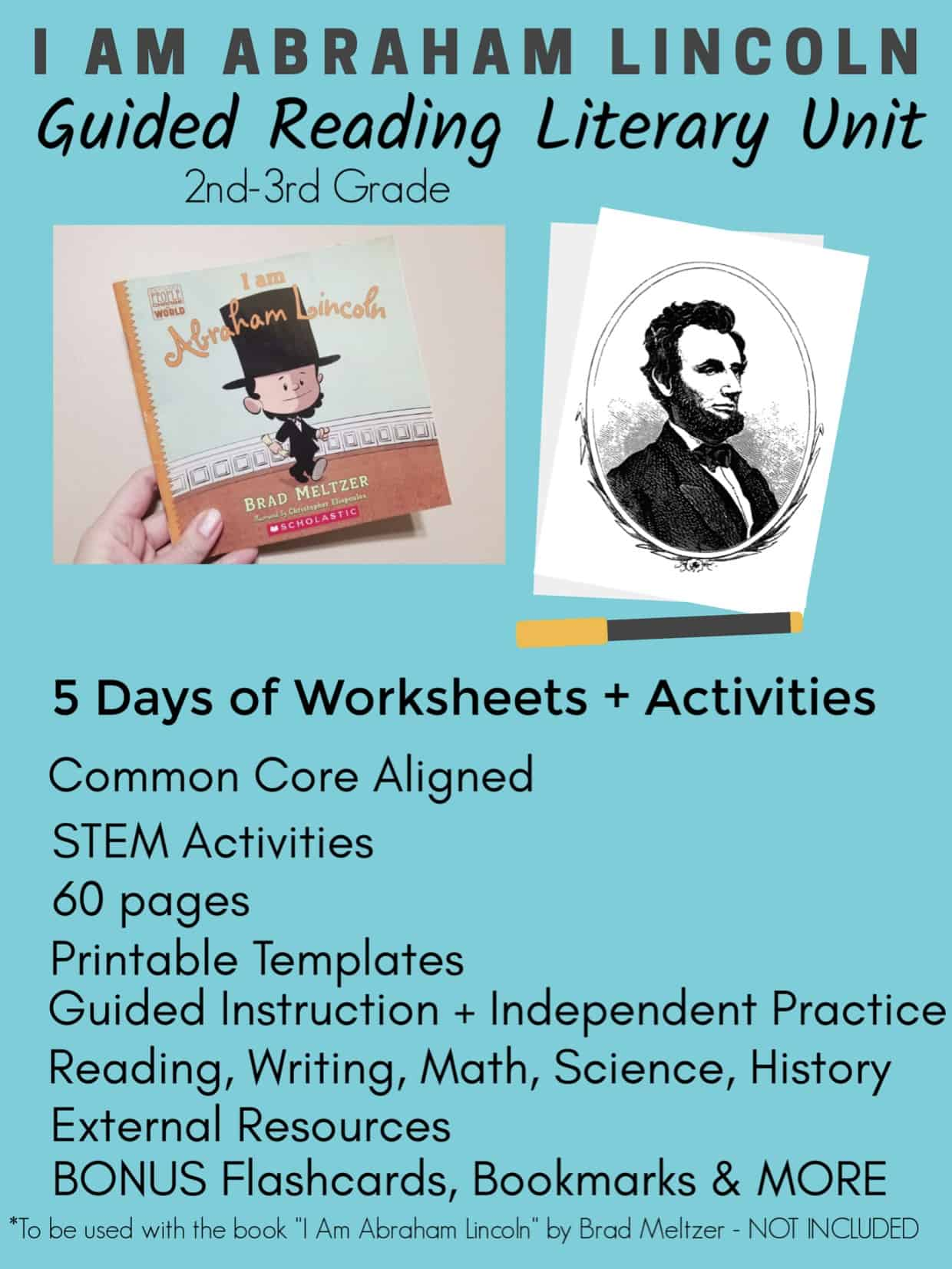 hight resolution of Abraham Lincoln Worksheets 5th Grade   Printable Worksheets and Activities  for Teachers