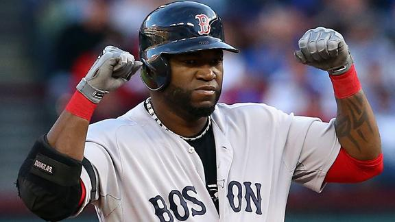 David Ortiz powers Red Sox over Braves