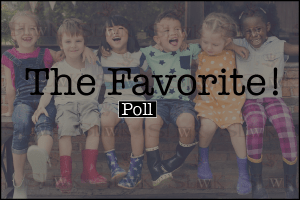 Do you have a favorite kid