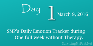 Day1-300x150 One Week Without Therapy - Daily Emotion Tracker - Day 1