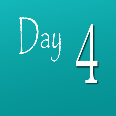 daily emotion tracker counter day 4