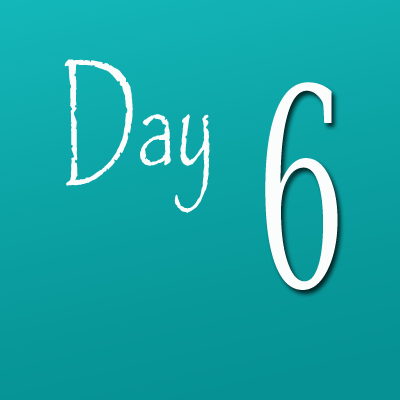 daily emotion tracker counter feature image day 6