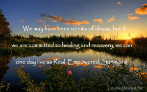 living-as-impowered-survivors-of-abuse-300x188 Surviving My Past - Mental Health Inspirational Downloads