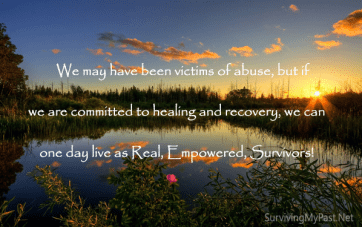 living-as-impowered-survivors-of-abuse-300x188 The daily struggle of living as a victim vs a survivor