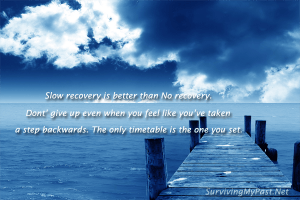 slow-recovery-is-better-than-no-recovery-300x200 Surviving My Past - Mental Health Inspirational Downloads