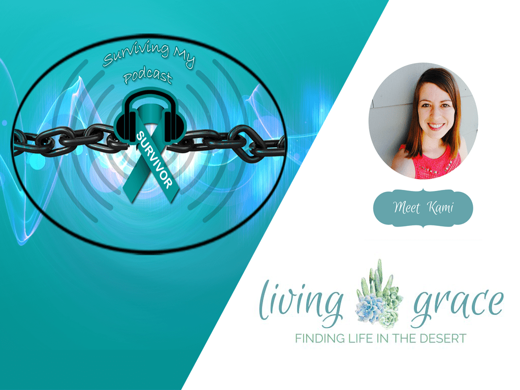 surviving my podcast and living grace blog