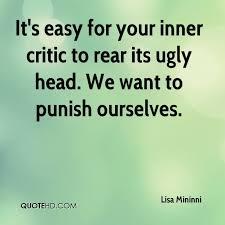 inner-critic Challenge your inner critic when recalling childhood memories.
