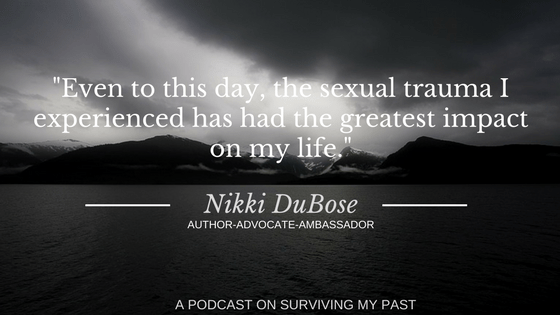 survivor-author-advocate-ambassador-chat-with-nikki-dubose Nikki DuBose - Her inspiring story of survival and advocacy.