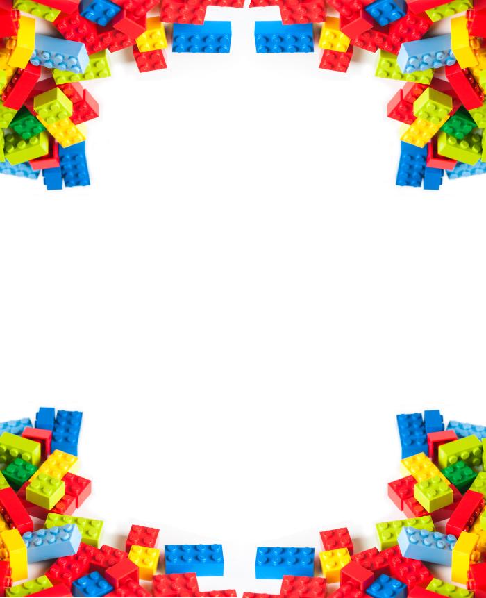 Cartons Dinvitation Pour Un Anniversaire Lego Myplanner Le Blog