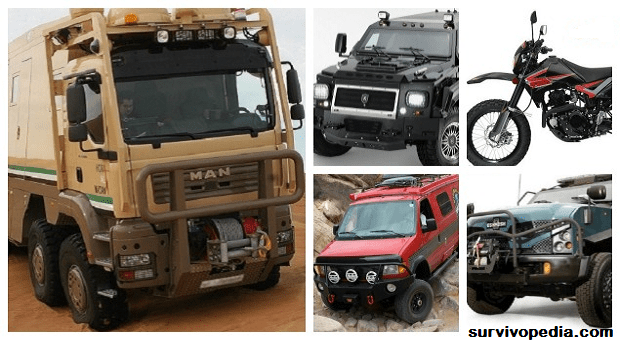 Top 5 Awesome Bug Out Vehicles You Can Actually Afford
