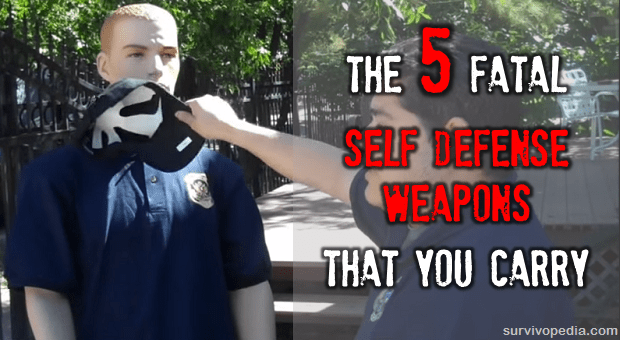 Sap Cap self defense