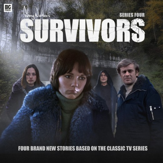 Big Finish - Survivors - series four - audios - cover