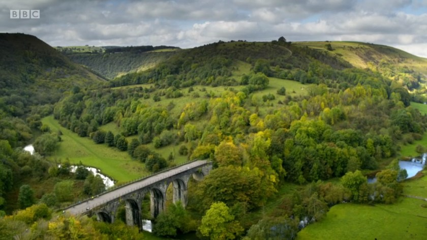 Mortimer & Whitehouse: Gone Fishing - the Monsal valley
