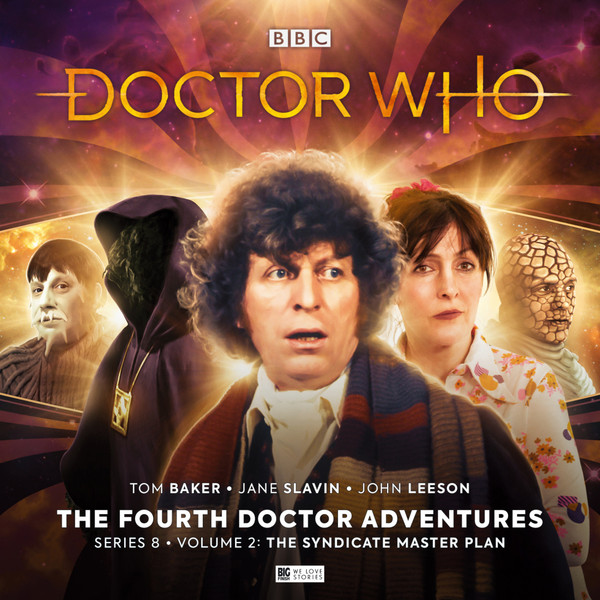 Carolyn Seymour joins cast of Fourth Doctor audios
