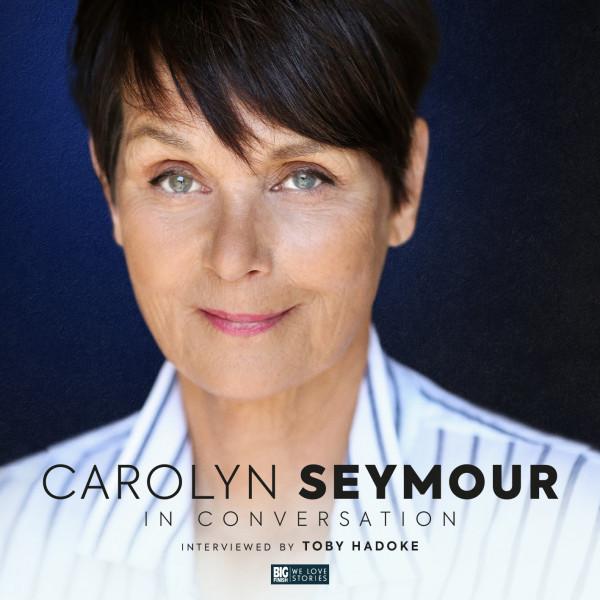 Carolyn Seymour: Survivor cover design