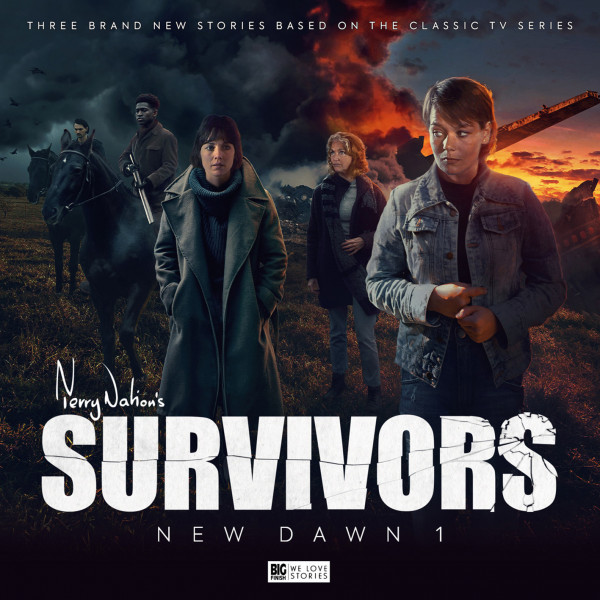 Big Finish release first trailer for new Survivors audio New Dawn 1
