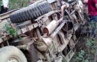 बिपी राजमार्गमा दुर्घटना: सात जना घाइते, दुईको अवस्था चिन्ताजनक